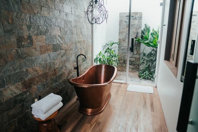 Een perfecte badkamer